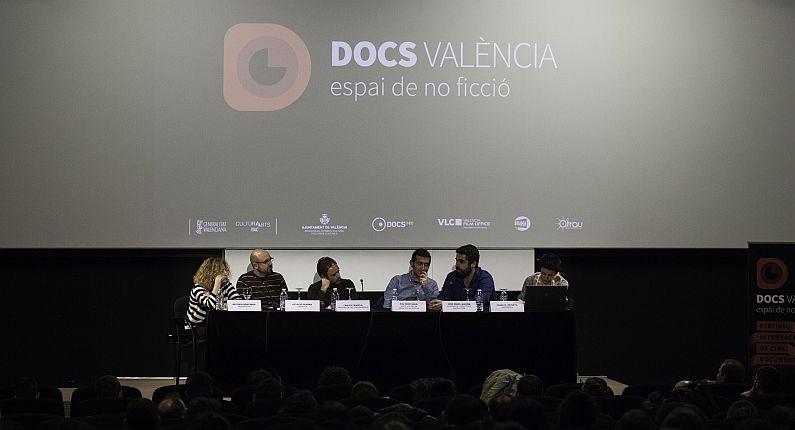 Más de 100 profesionales participan en la jornada de internacionalización sobre el guión del documental