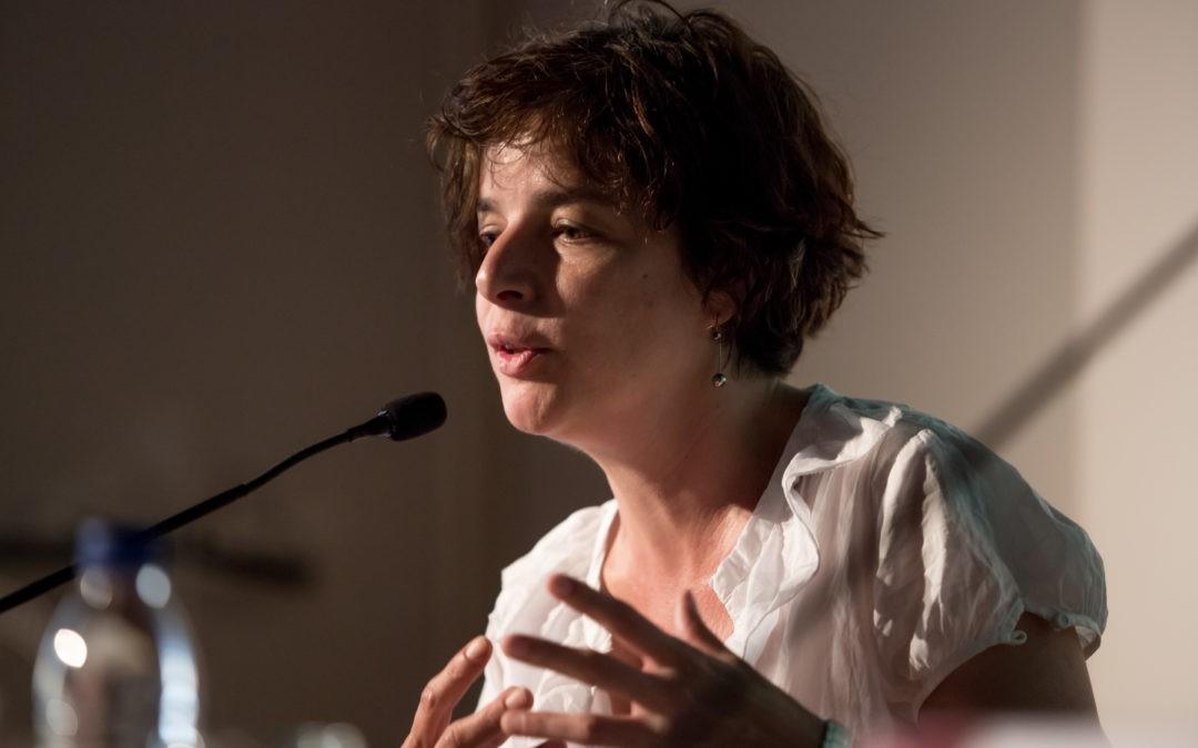 Mercedes Moncada: «no soy como un río que fluye, soy un lago que guardo y acumulo»