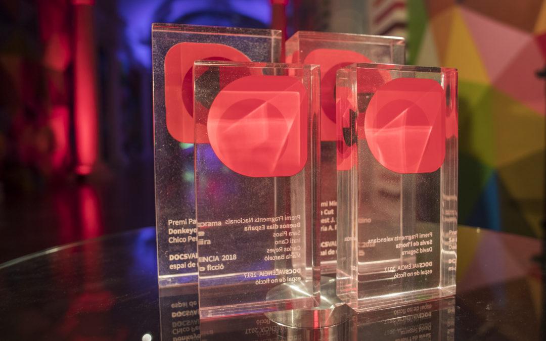 ¡Felicidades a los ganadores DocsValència 2018!