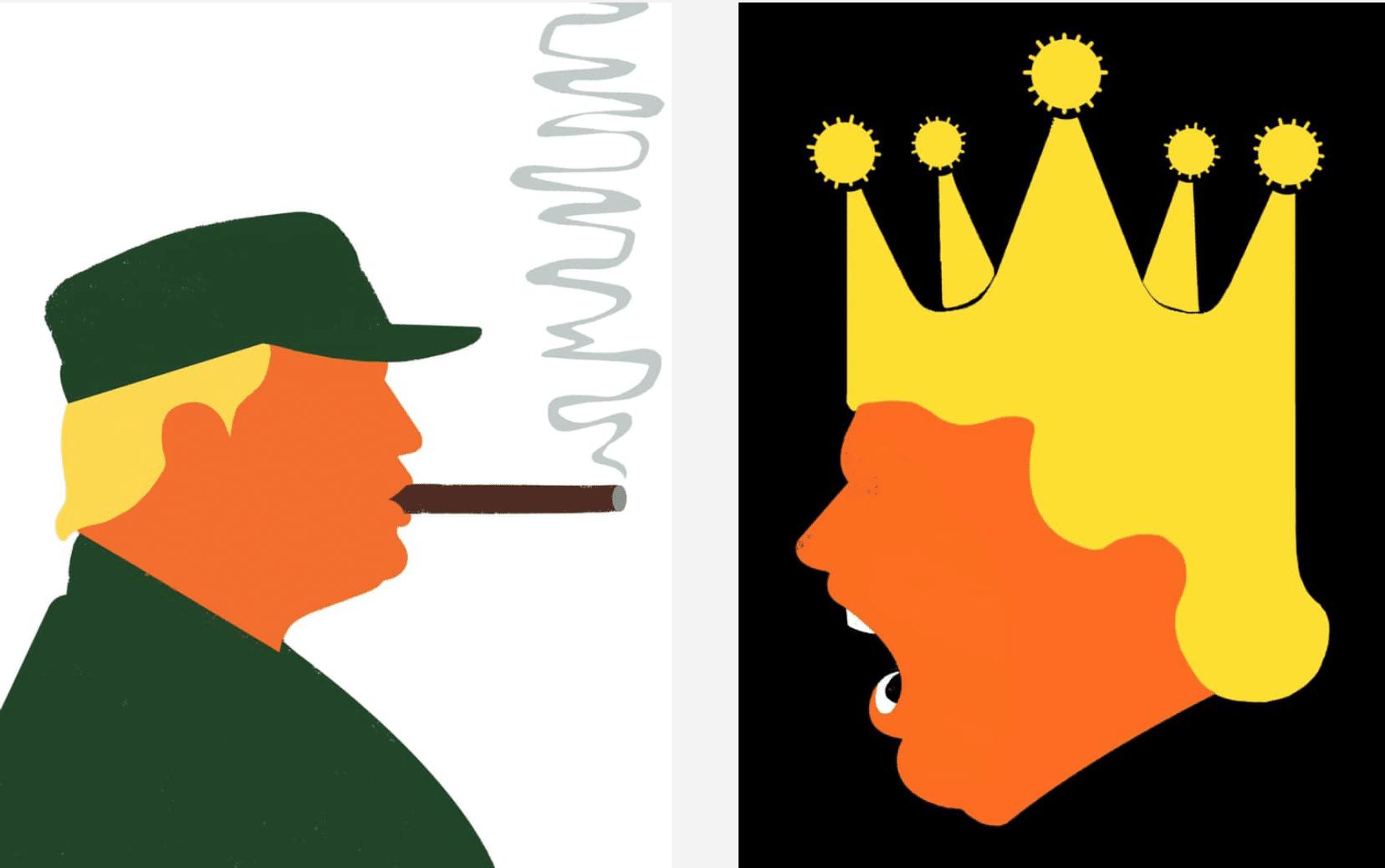 Lee más sobre el artículo El ilustrador más odiado por Trump