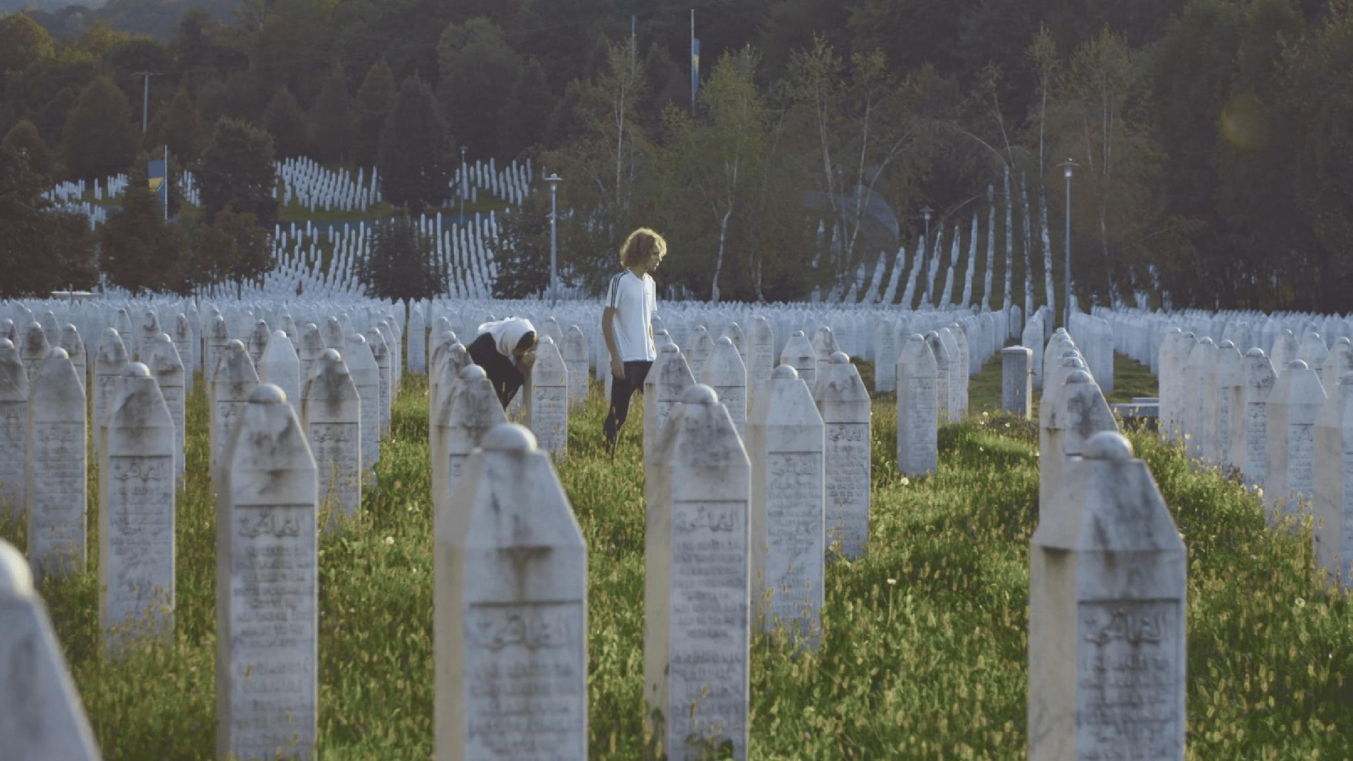 Read more about the article La última cinta desde Bosnia